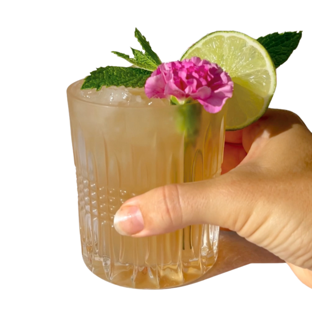 A Picture of the King St. Signature Cocktail